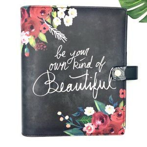 Agenda Book Planner Be Your Own Kind of Beautiful